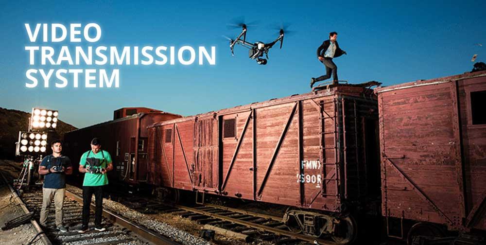DJI Inspire 2 Video Transmission System