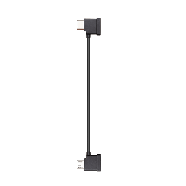 RC Cable Standard Micro-USB Connector