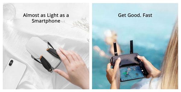 DJI Mini SE Descriptions - Compact, Portable and Easy to Use
