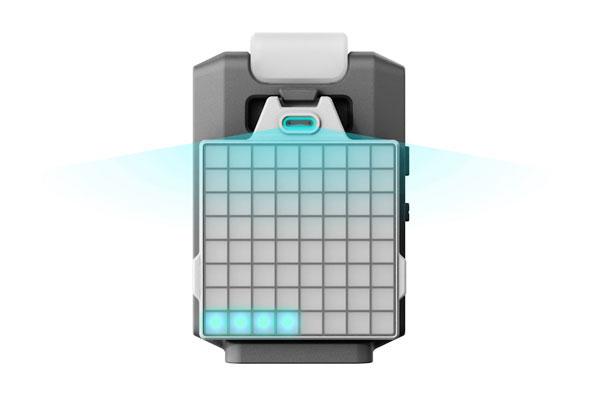 DJI ROBOMASTER TT TELLO TALENT - Distance measurement, obstacle avoidance, and intelligent awareness