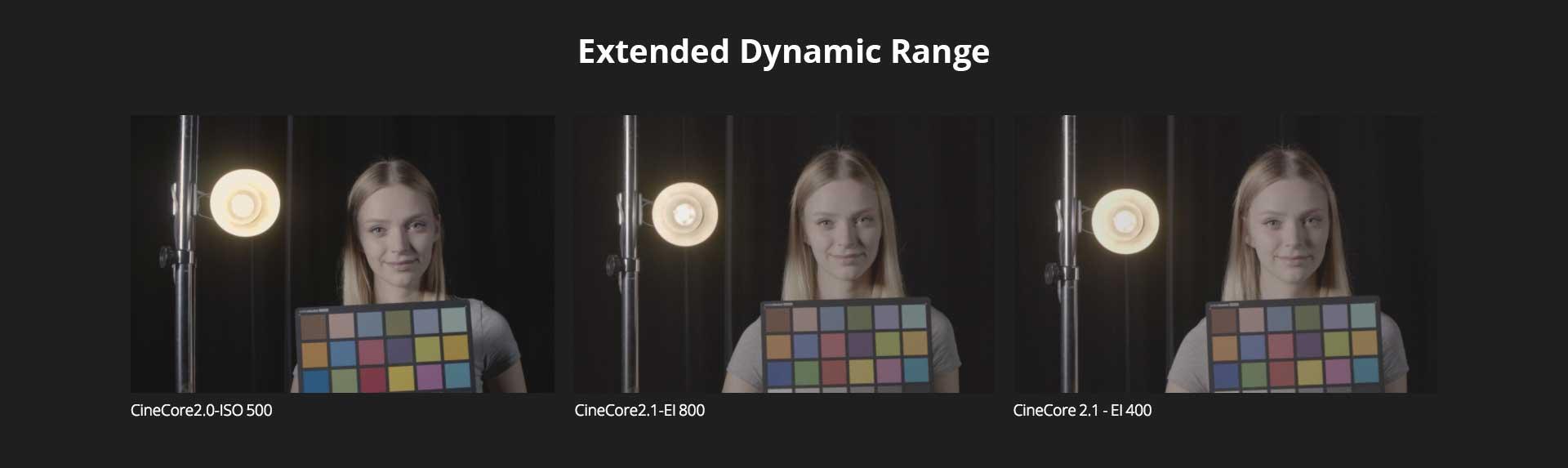 DJI Zenmuse X7 Extended Dynamic Range