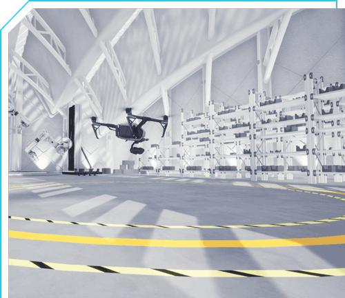 DJI Flight Stimulator - Skills Training