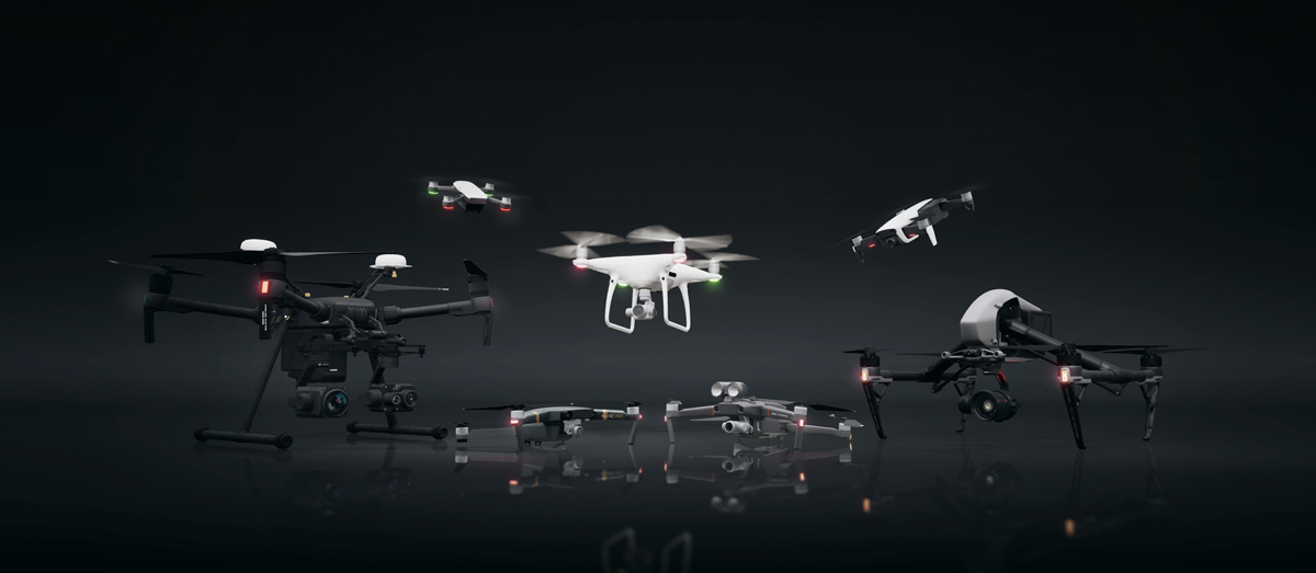DJI Flight Stimulator - Drones Supported