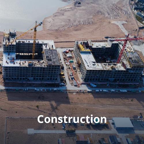 DJI Terra - Construction