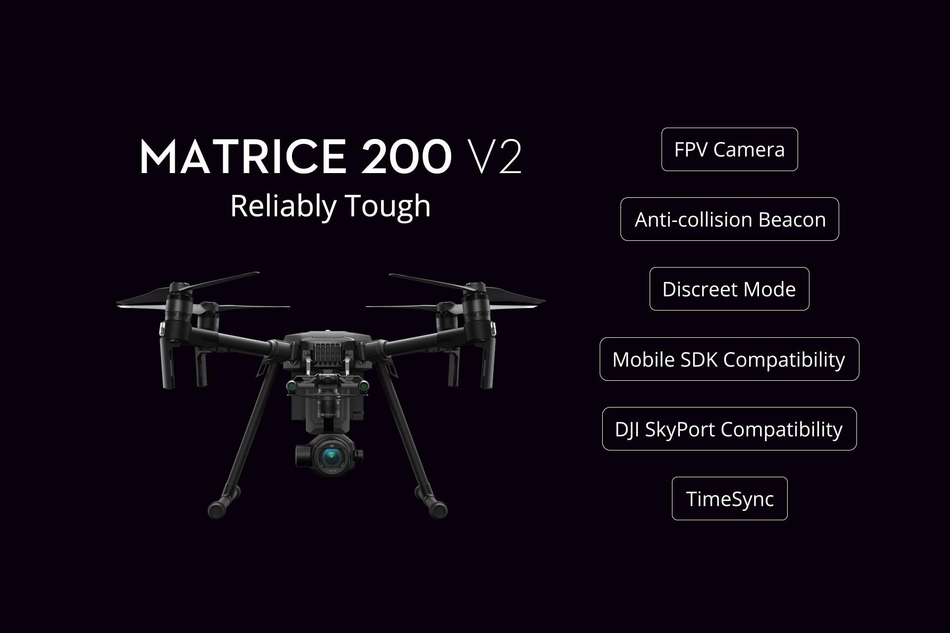 DJI Matrice 200 V2