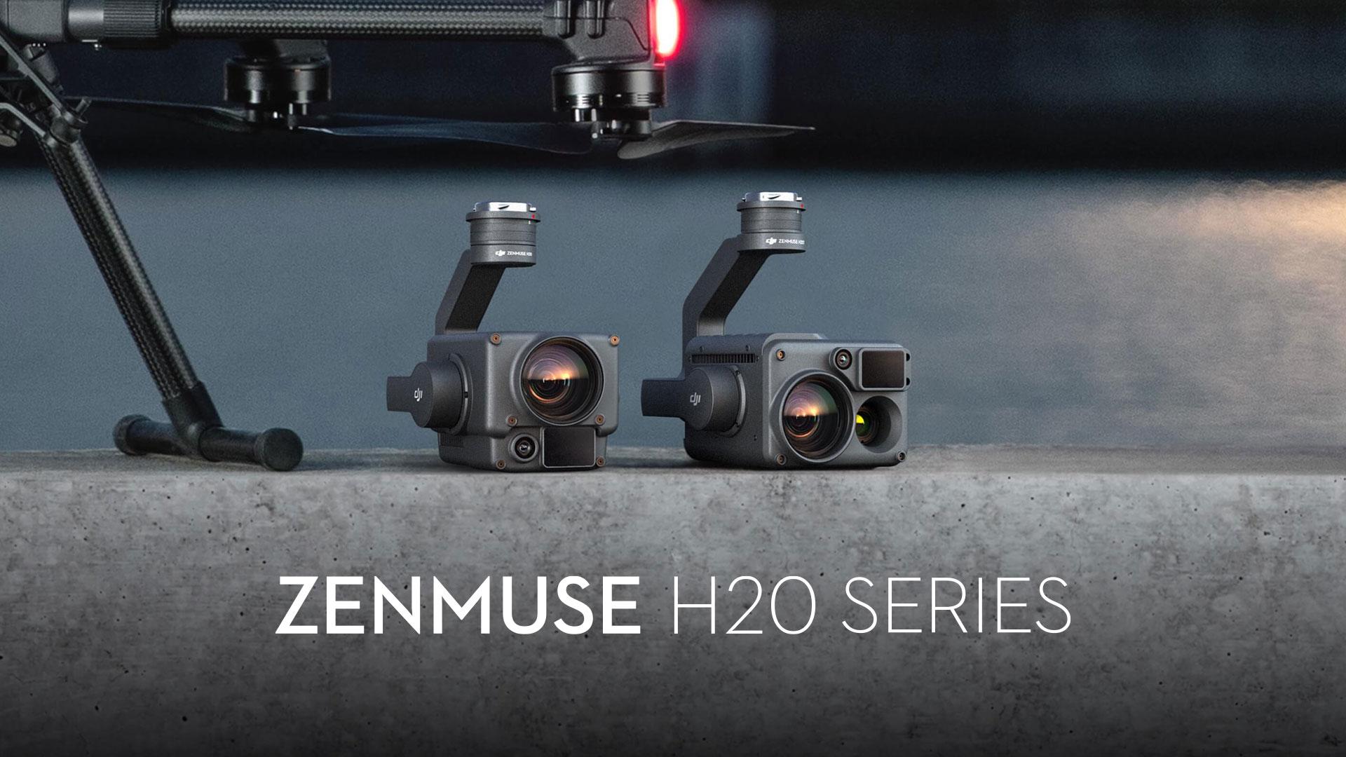 DJI Zenmuse H20