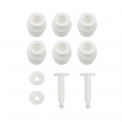 DJI Phantom 3 Vibration Dampers and Anti-Drop Pin Pack