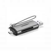 UGREEN 2 in 1 USB 3.0 / USB C Card Reader