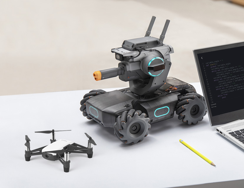 DJI Educational Drones